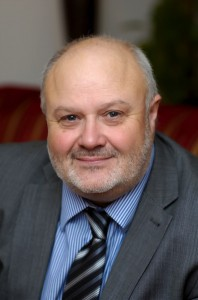 Ted Hill MBE - CEO of The British Polio Fellowship