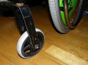 Wheelchair Caster (PD)