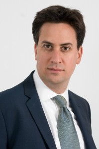 Ed Miliband - Open Gov Licence