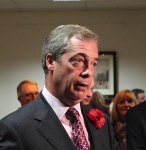 Nigel Farage Hoo 2014-2
