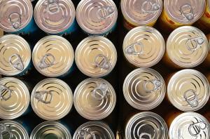 Tinned food (PD)