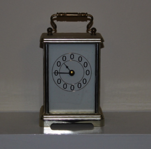 Zero Hour Clock