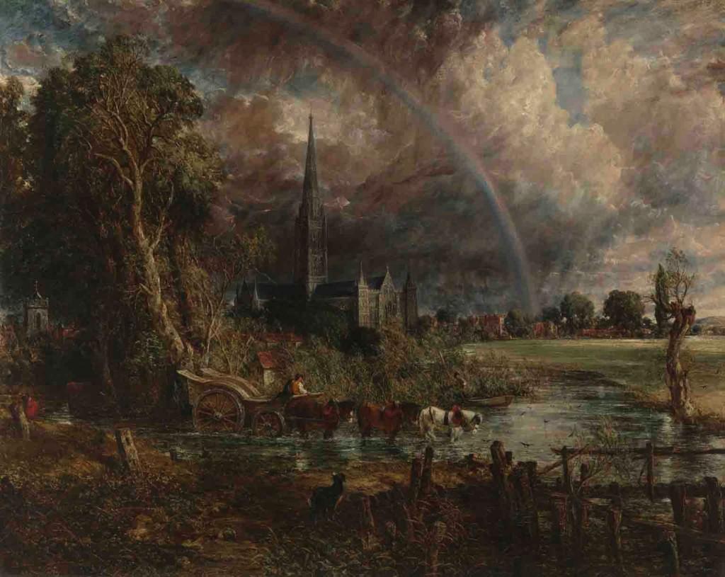 Constable-Salisbury Cathedral
