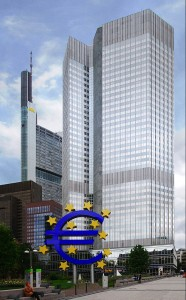 ECB by European Central Bank