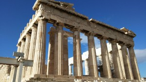 Greece Athens Parthenon (PD)