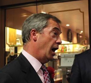Nigel Farage Hoo 2014-4