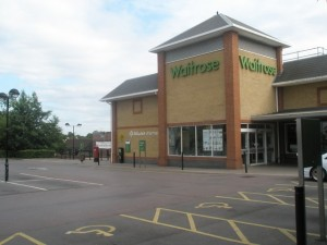 Waitrose at Waterlooville by Basher Eyre (CC BY-SA 2.0)