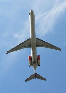 Airliner take-off (PD)