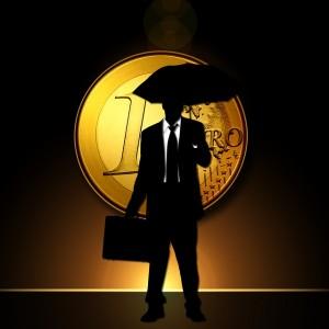 Euro Umbrella (PD)