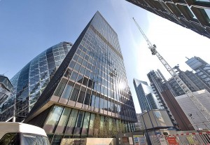 Offices in Bishopsgate by Exey Panteleev