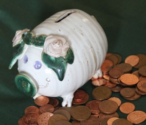 Piggy Bank © The Economic Voice