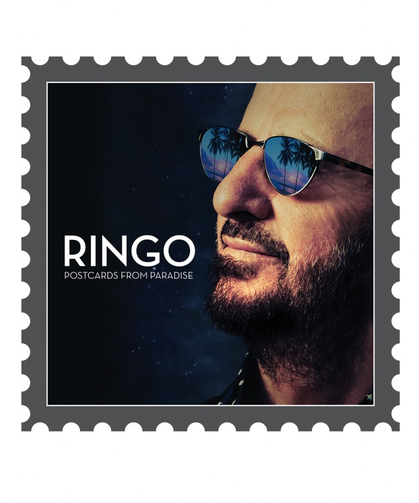 Ringo Starr Postcards from Paradise by Rob Shanahan