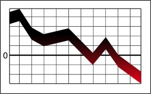 downward trend graph 1 (PD)