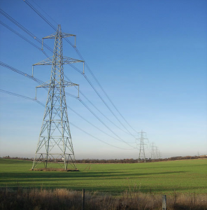 Energy Infrastructure by Hugh Venables via Wikimedia Commons