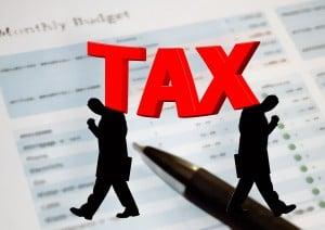 Tax burden (PD)