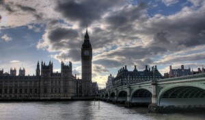 Westminster cloudy (PD)