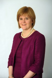 Nicola Sturgeon By The Scottish Government (Crown Copyright)