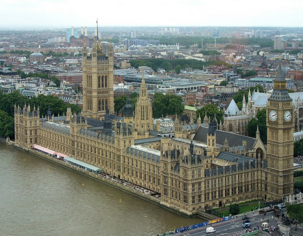 Palace of Westminster (PD)