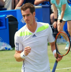 Andy Murray By Carine06 from UK (CC BY-SA 2.0)