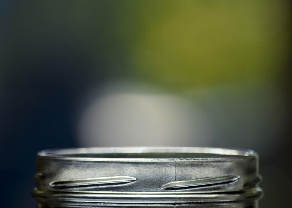 Glass Jar (PD)