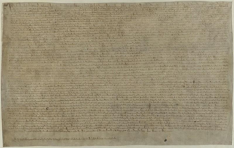 Magna Carta (1215)-PD