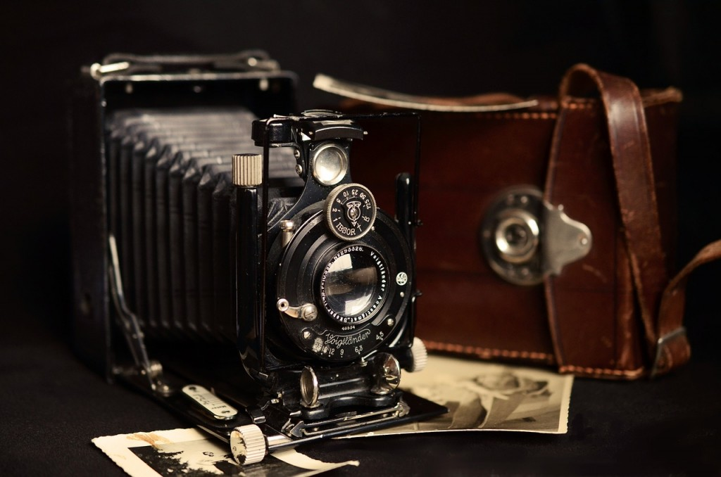 Old Camera (PD)