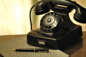 Old Telephone (PD)
