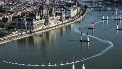 Budapest Red Bull Air Race