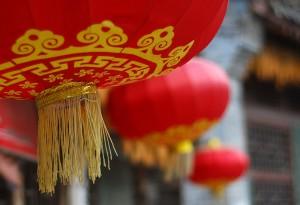 Chinese Lanterns (PD)