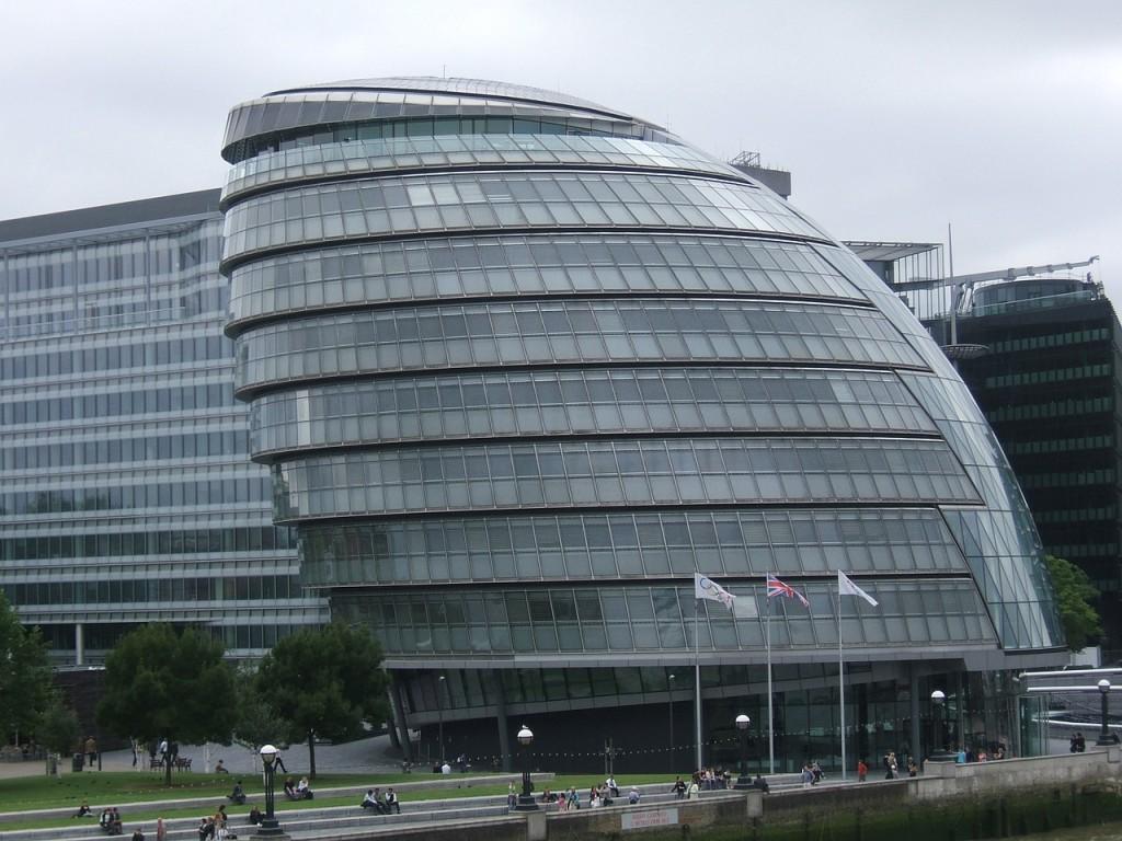 City Hall London (PD)