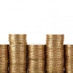 GBP Coin Piles (PD)