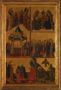 Giovanni da Rimini's Scenes from the Lives of the Virgin and other Saints