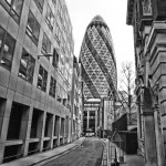 London City BW (PD)