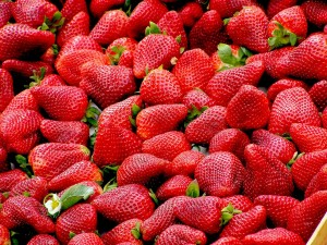 Strawberries (PD)