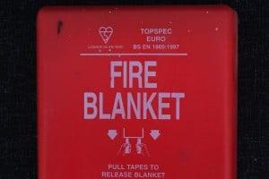 Fire Blanket TEV