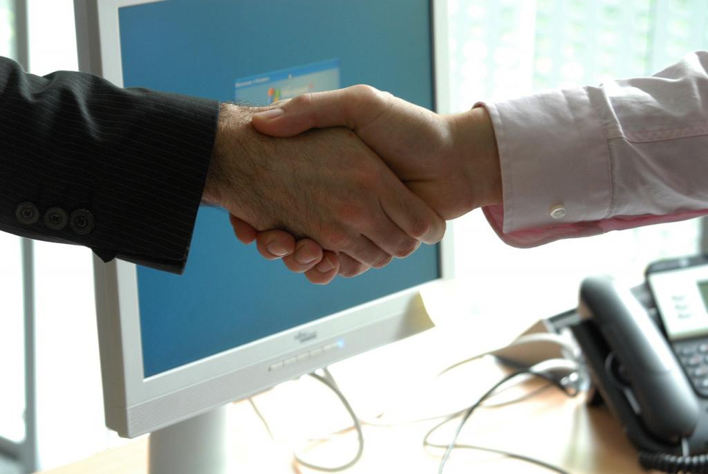 Handshake (PD)