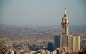 Mecca Saudi Arabia (PD)