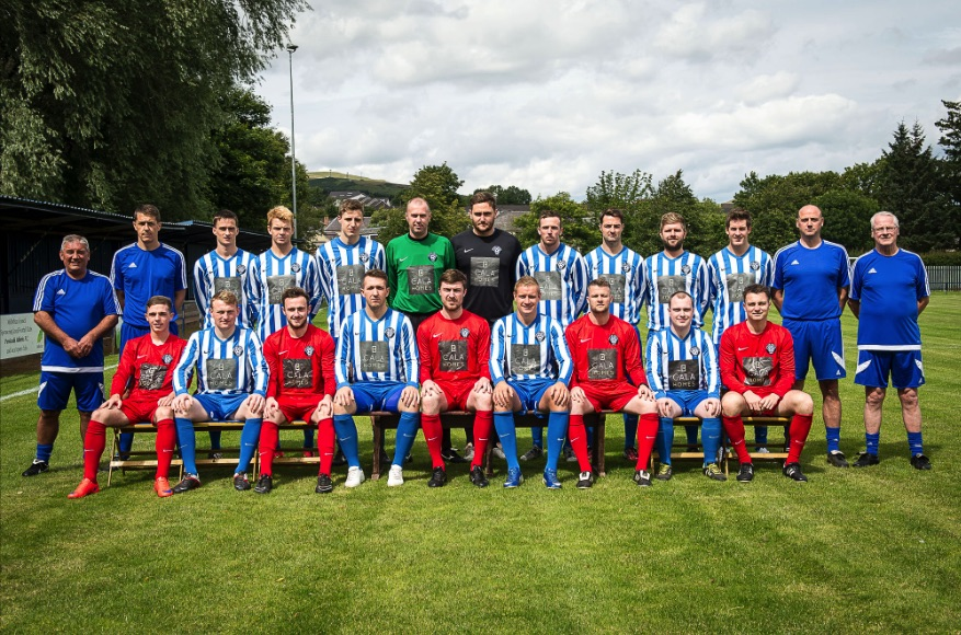 Penicuik Athletic football team
