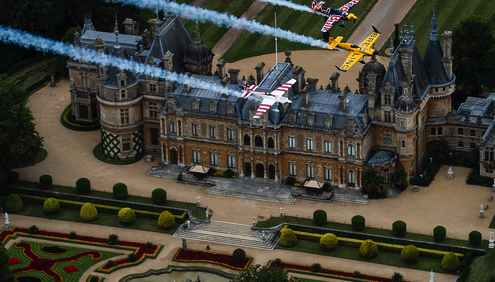 Red Bull Air Race Recon