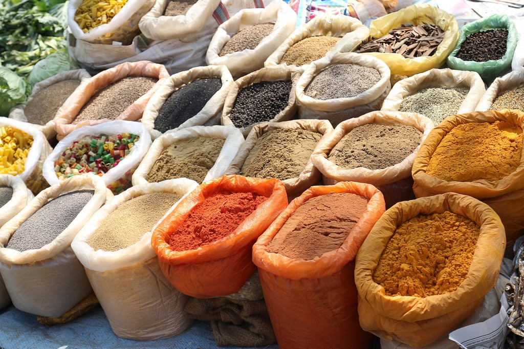 Spices (PD)