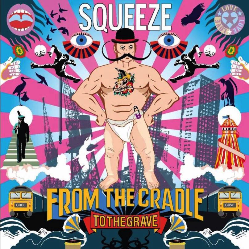 Squeeze - From the Cradle to the Grave
