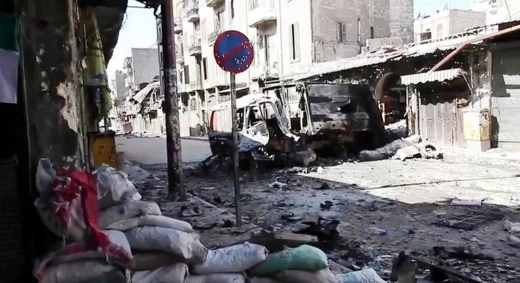 Aleppo Syria (PD)