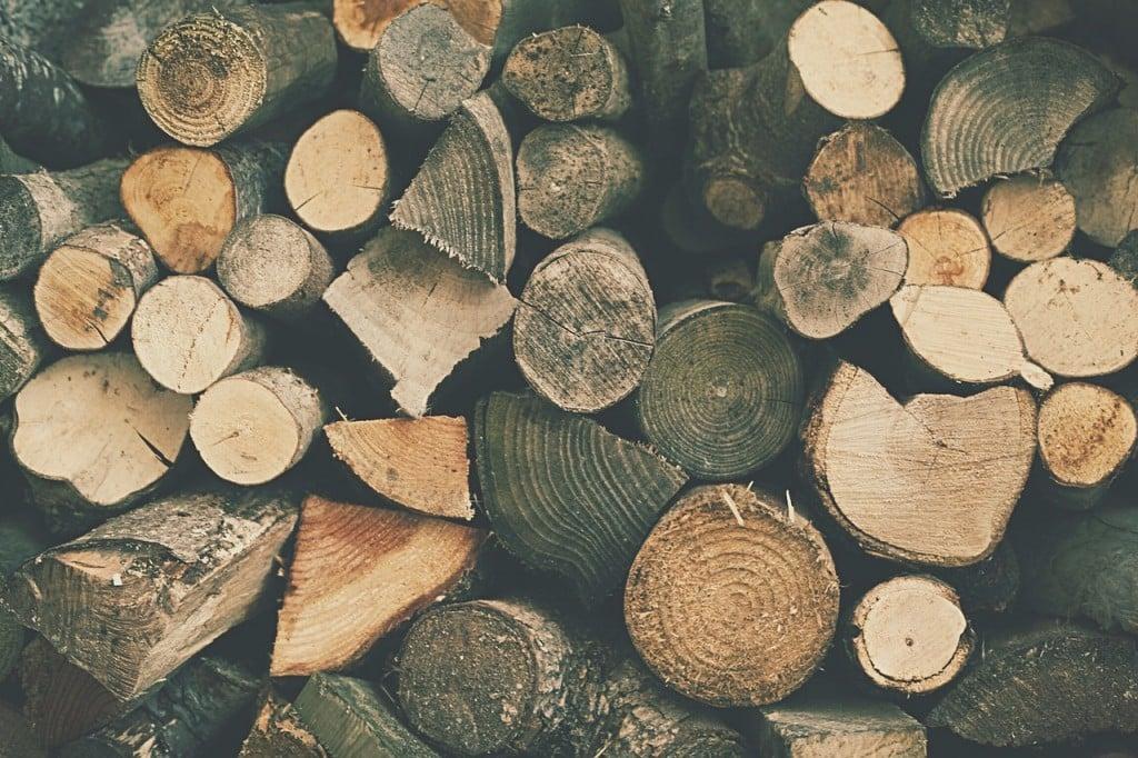 Chopped Wood (PD)