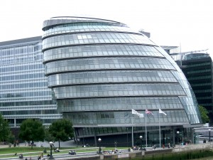 City Hall London (PD)