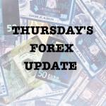 Forex Update Thursday