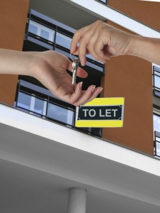 Flat to let (PD)
