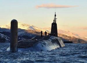 HMS Vanguard by CPOA(Phot) Tam McDonald (OGL)