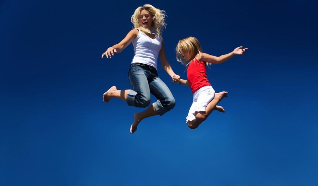 Jump In trampolining