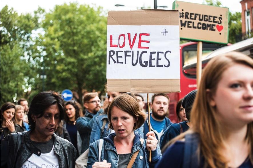 Love Refugees