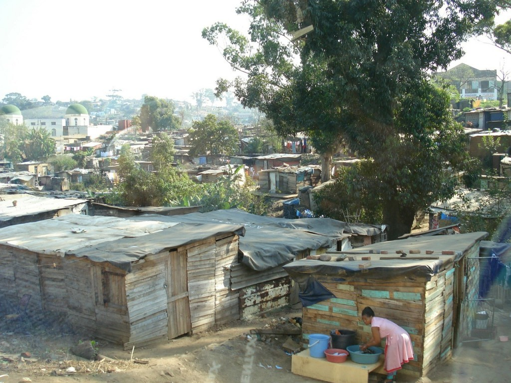Shanty Town (PD)